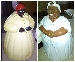 Black Americana Cookie Jars Auction Finds