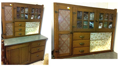 Hoosier Was Not The Only One Making These Cabinets More Than 40 Companies Were Producing 20 To 30 Models A Years From Photos They All Look Very Much