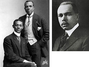 J. Rosamond and James Weldon Johnson