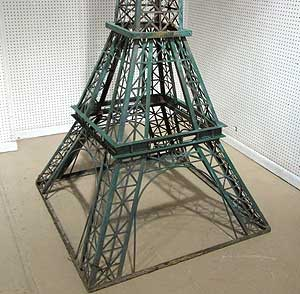 A 10 Foot Model Of Eiffel Tower Auction Finds