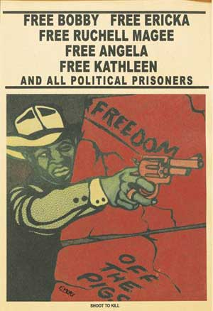 Emory Douglas Black Panther posters
