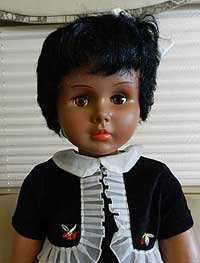 Black Patti Playpaldoll