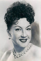 Ethel Merman sings ZIP code song