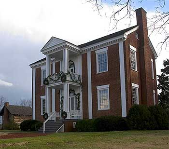 Jarrell Plantation Historic Site