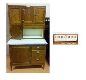 Jet Magazines And Hoosier Cabinets