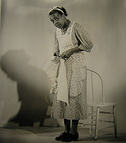 Lillian Yarbo, African American actress