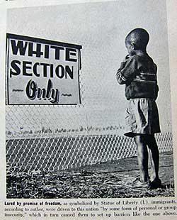 "Ebony magazine 1965 issue ""White Problem in America"""
