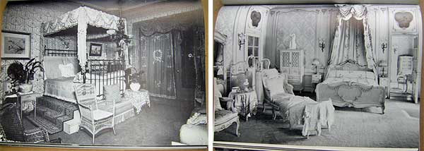Opulent ny homes at dawn of 20th century auction finds for Interior design styles 20th century