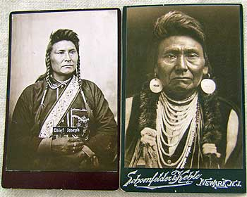 Chief Joseph and Nez Perce