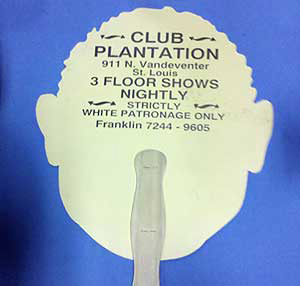 Club Plantation fan