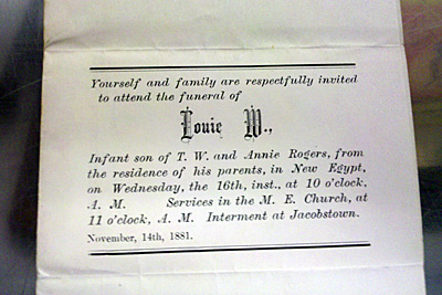 Funeral Invitations Ukrobstep – Invitation to a Funeral