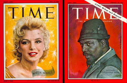 Time mag covers by Boris Chaliapin