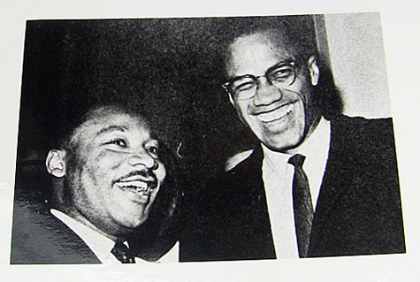 a comparison of the life of martin luther king jr and malcolm x Constrast and comparison of gandhi, malcolm x plus a person's life is too sacred to take away by killing martin luther king jr, malcolm x.