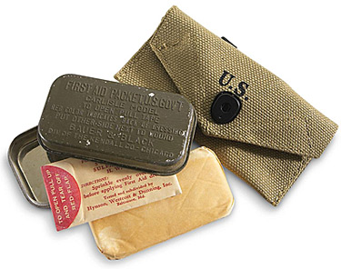 Army First Aid Packet - Carlisle Model
