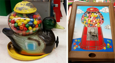 Enough Gumball Machines To Open An Arcade Auction Finds