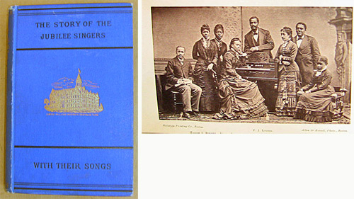 Fisk Jubilee Singers and book
