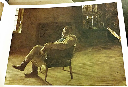 Andrew Wyeth's AFrican American subjects