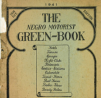 Negro Motorist Green-Book