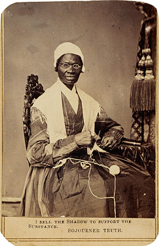 Sojourner Truth portraits