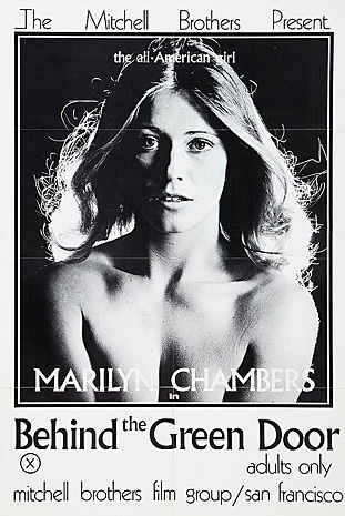 Marilyn Chambers poster