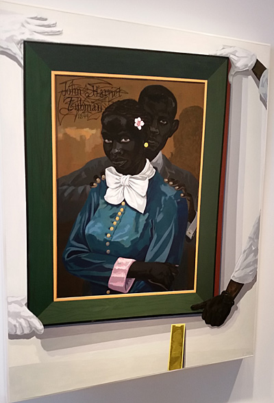 Kerry James Marshall paintings