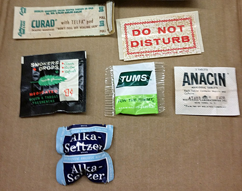 1964 Democratic National Convention survival kit