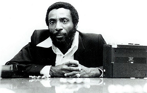 Dick Gregory for president