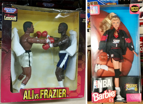 sports action figures