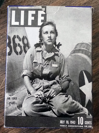 World War II women pilots