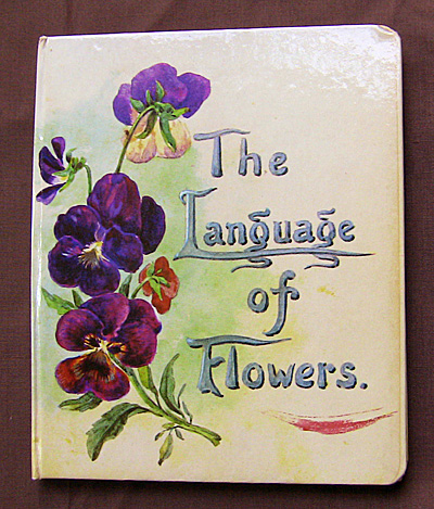 "Cover from ""Language of Flowers"" book"