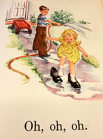 life with dick and jane